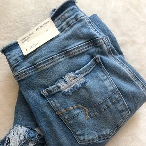 BRAND NEW American Eagle High Waisted Jeggings